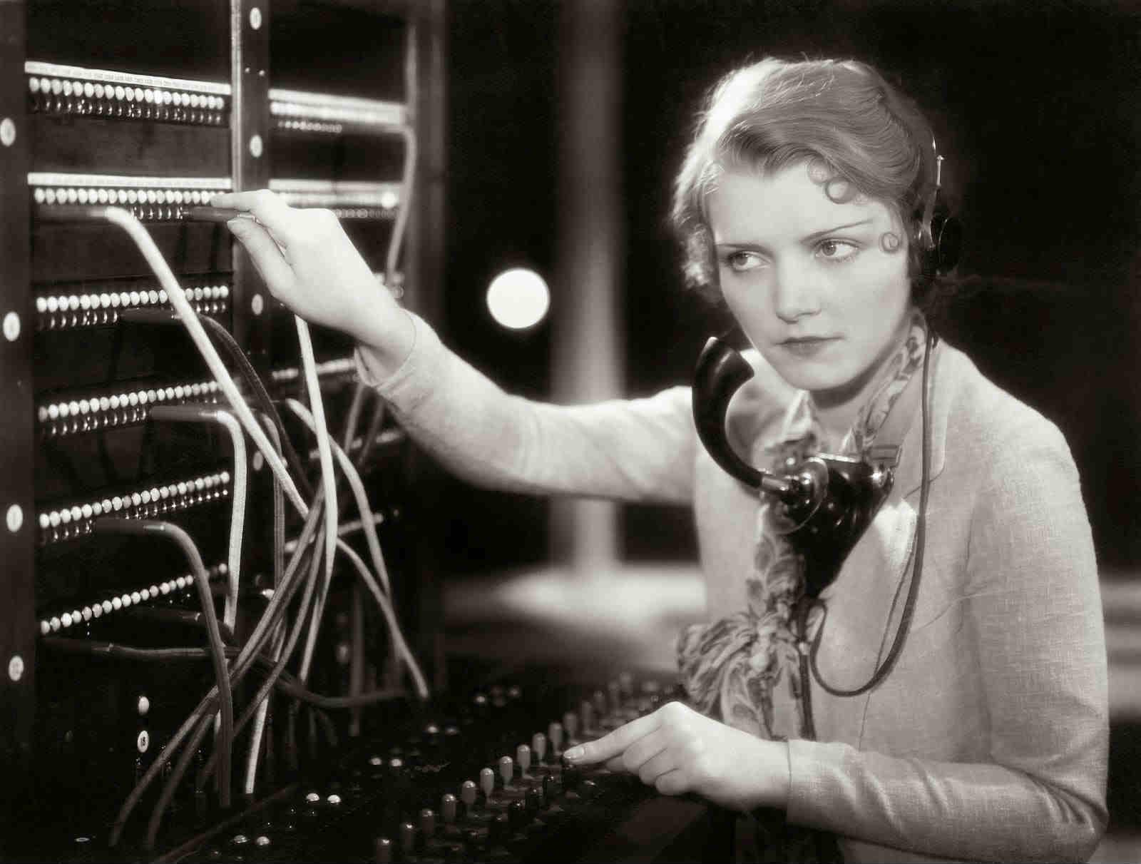 'Kızsız Telefon'un icadı