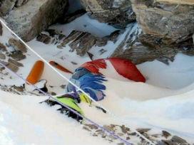 'Yeşil Çizmeli Dağcı'nın bedeni, 20 yıl boyunca Everest'in zirvesine yaklaşıldığını gösteren bir işaret oldu!