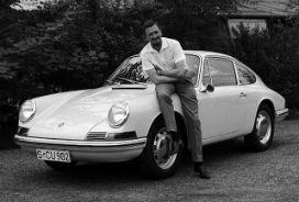 Yeteneksiz diye okuldan atıldı, Porsche  911'i tasarladı, müdürü projeyi reddetti.