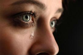 Gözyaşı Oyunu: Kadın gözyaşlarının kokusu, testosteron seviyesini düşürüyor.
