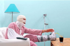 İyileşme süreci hakkında bilgi verebilen akıllı  bandaj!