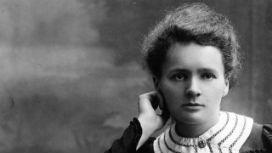 Marie Curie, Nobel Ödülü alan ilk kadın ve iki farklı alanda Nobel Ödülü alan ilk insandır!!!