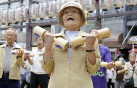 Japonlar, uzun yaşam konusunda son 46 yıldır rekor kırıyor!