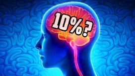 Beynimizin %10'unu kullandığımız gerçek mi yalan mı?