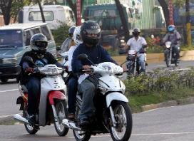 Motorsikletçilerin ölüm riski, diğer sürücülerin 30 katı kadar!