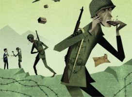 Amerikan ordusunun dahiyane ürünü: Acı Çikolata