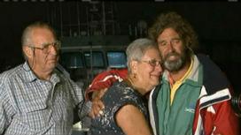 Avusturalya'da bir yolcu uçağı, bir denizcinin hayatını kurtardı!