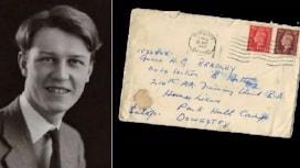 II. Dünya Savaşı'nda yaşanan yasak aşkın mektupları!