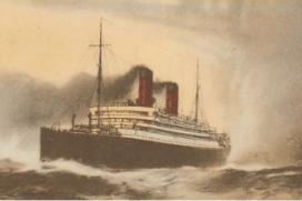 I. Dünya Savaşı'nda Almanlar, gemilerinden birine İngiliz gemisi süsü vererek, düşmanlarını gafil avlamayı planladılar!