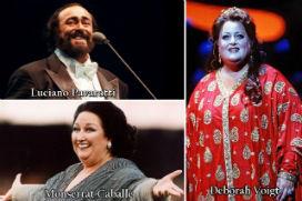 Opera sanatçılarının birçoğu neden şişmandır?