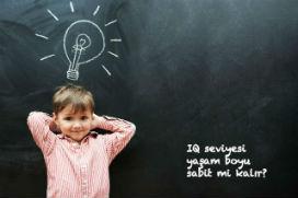 IQ seviyesi yaşam boyu sabit mi kalır?