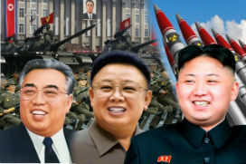 Kuzey Kore liderlerinin nesi var?