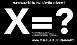 X Neden bilinmeyeni ifade eder?
