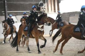 Neden modern birçok şehirde asayişi sağlama görevi atlı polislerindir?