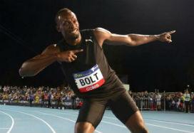 Yaşayan efsane Usain Bolt'un olağanüstü hızının biyo-mekanik analizi!