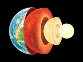 Dünya'nın merkezinde ne olduğunu nasıl biliyoruz?