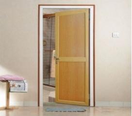 Tuvalet kapılarının kapıları neden içeri doğru açılır?