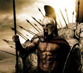 Spartalılar Nasıl Dövüşür?