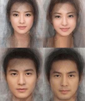 Çinlilerle Japonların yüzlerindeki karakteristik farklar nelerdir?