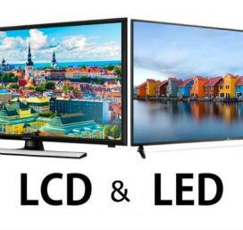 LCD ve LED Televizyon arasında ne fark vardır?