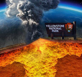 Yellowstone Süper Volkanı