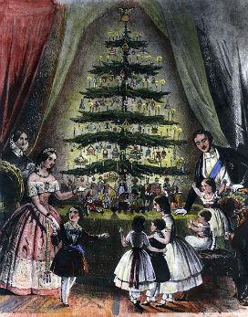 Noel Ağacının Tarihi