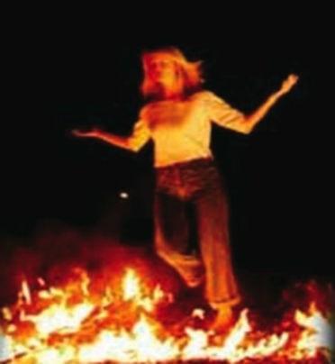 Ateş Üzerinde Yürümenin Bilimsel Açıklaması