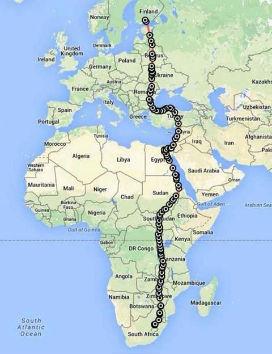 Afrika Kıtası İkiye mi Ayrılıyor?