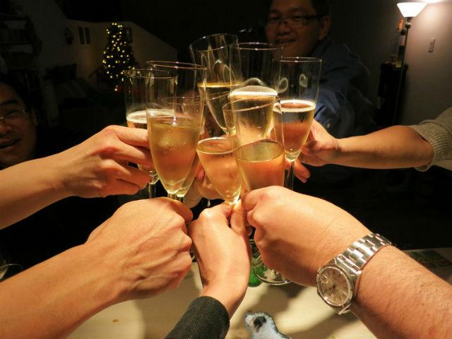 şarap Nasıl şampanya Olur