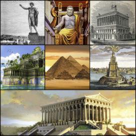 Dünya'nın Antik Yedi Harikası Nelerdir?