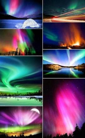 Aurora Borealis Nedir ve Neden Bu Kadar Güzeldir?