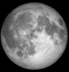 Ay Neden Gri Renkte Görünür?
