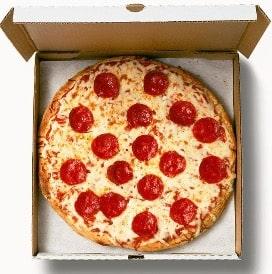 Pizza Neden Yuvarlak Kutuyla Taşınmaz?